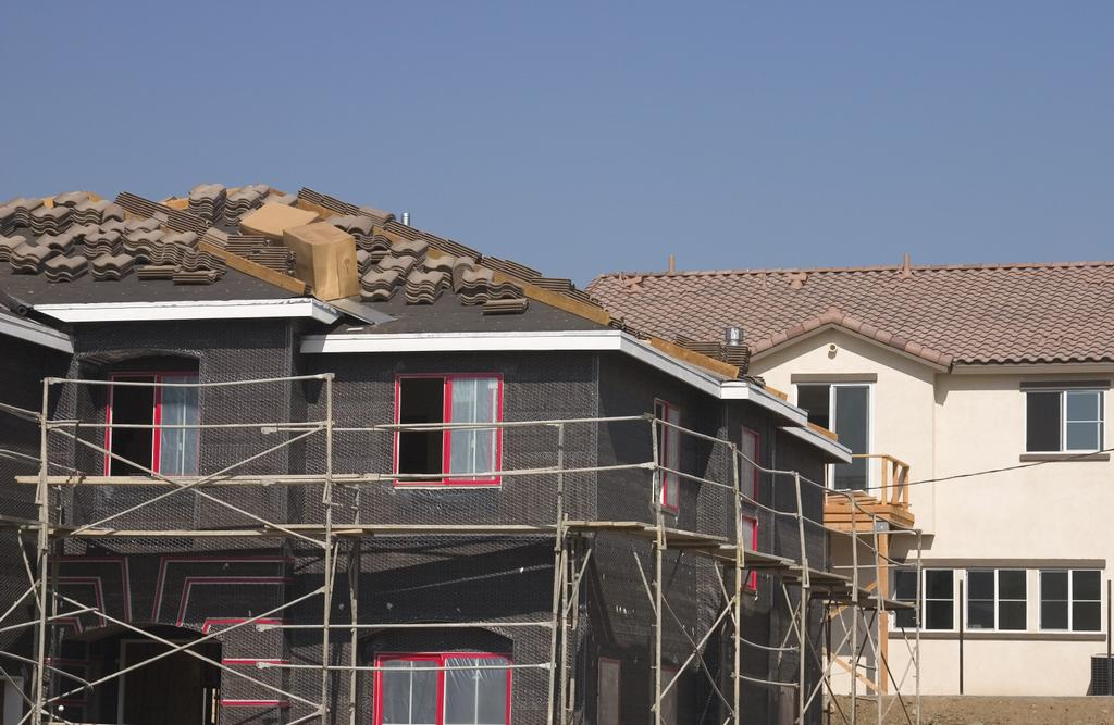 Stucco – New construction
