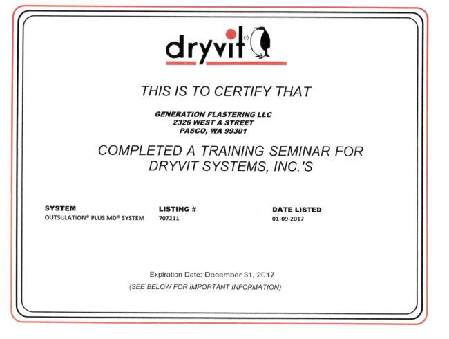 Dryvit 2